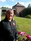 Anne-Marie at Mirehouse Garden, Keswick